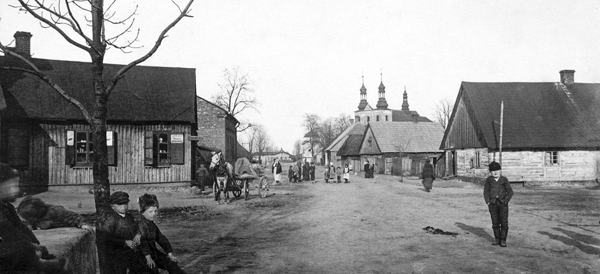 Kłomnice, ul. Częstochowska