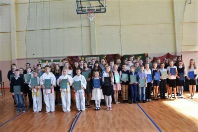 Stypendia Wójta za rok szkolny 2017/2018