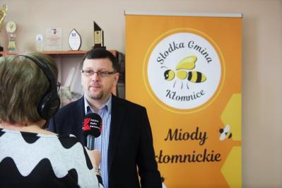 Słodka Gmina Kłomnice w Radiu Katowice!