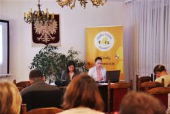 Owocne szkolenie Kłomnickich organizacji