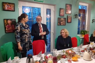 Zebranie noworoczne członków Stowarzyszenia Gospodarstw Edukacyjnych Województwa Śląskiego