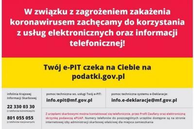 Komunikat Krajowej Informacji Skarbowej