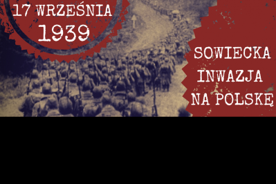 17 września - rocznica napadu ZSRR na Polskę
