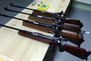 Zawody Strzeleckie LZS w Częstochowie