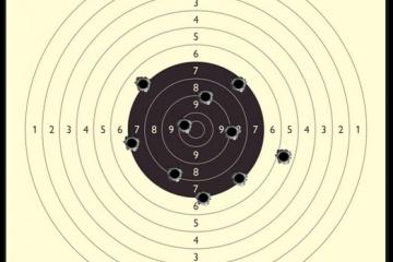 Strzelectwo - klasyfikacja po III rundzie